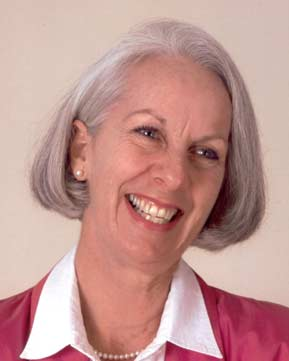 Sandy Marker Portrait